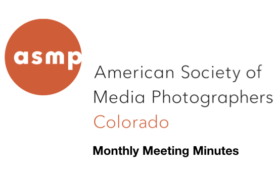 ASMP Monthly Minutes Logo