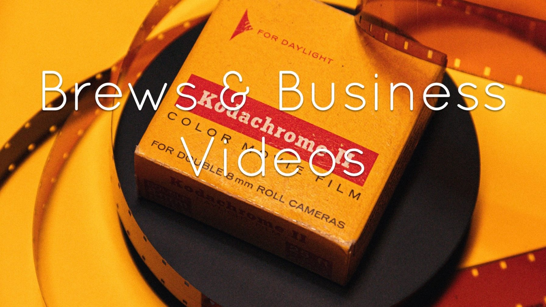 Brews & Business Videos Logo