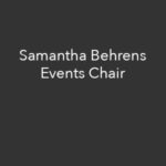 Samantha Behrens, Event Chair smbaao8w@gmail.com
