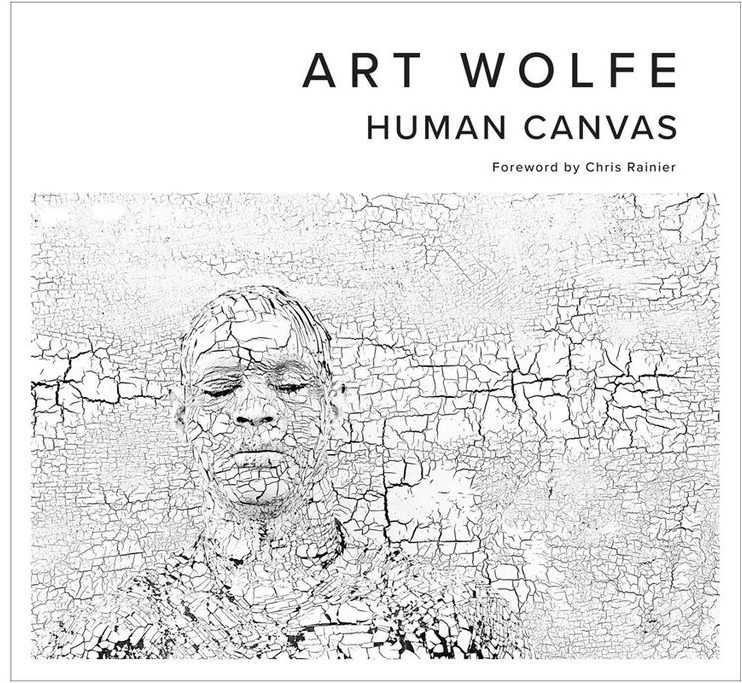 Human Canvas book cover