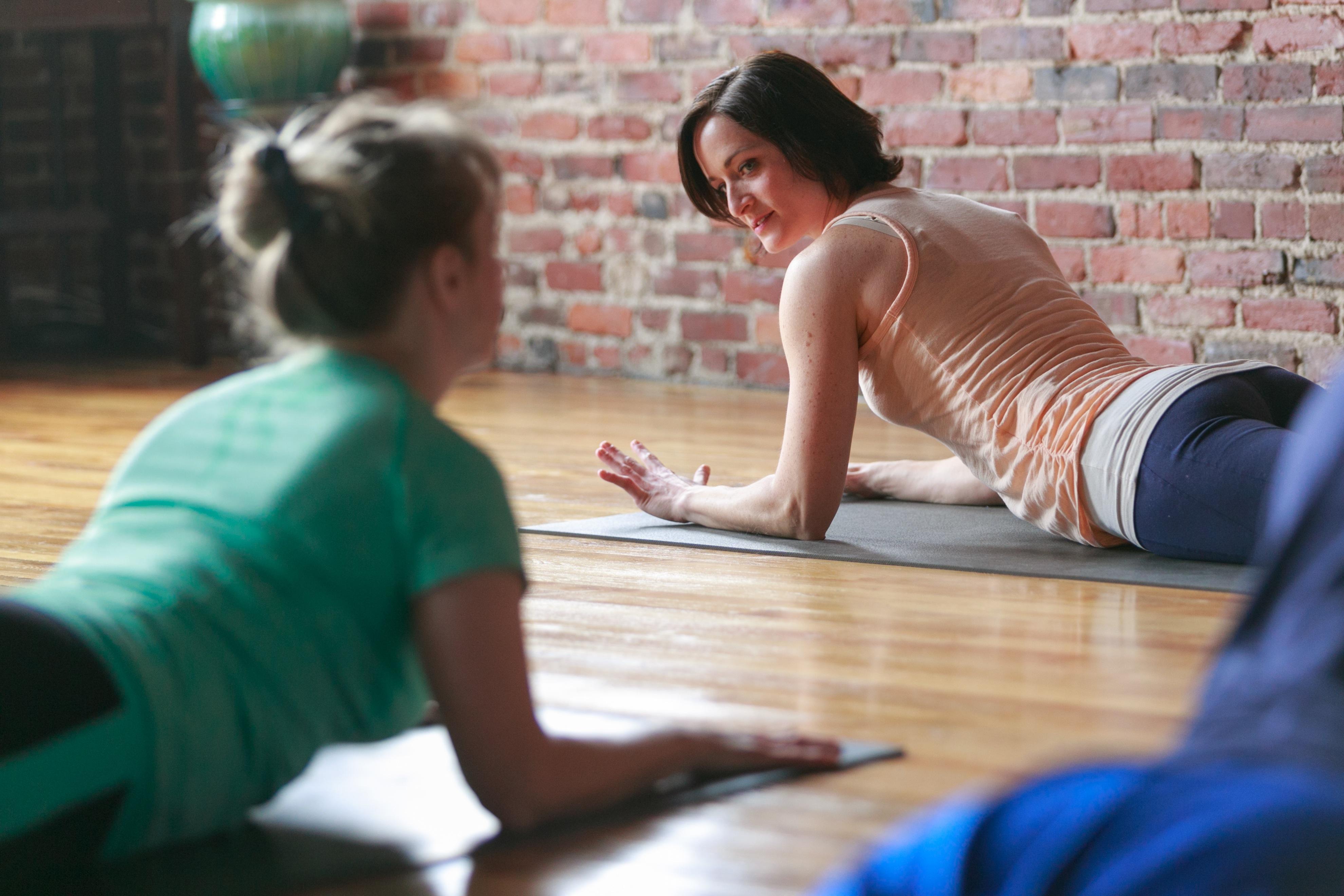 Photo courtesy of Borealis Community Yoga