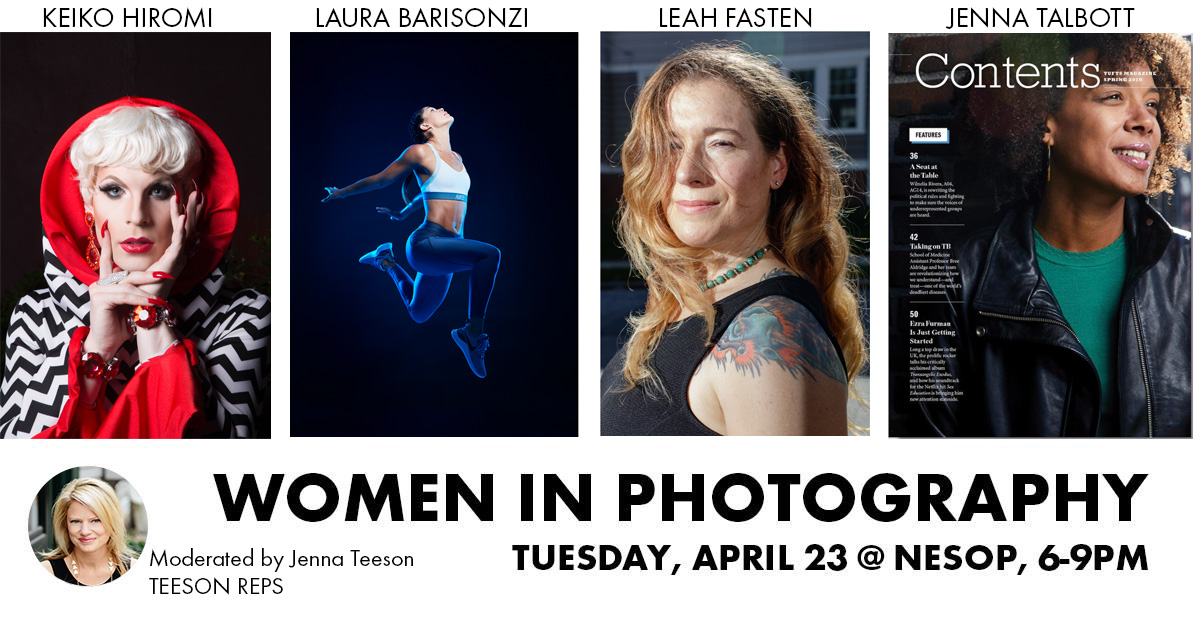 Women In Photography Asmp New England