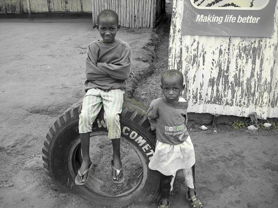 Wilbur Norman - Making Life Better Kenya, 2008