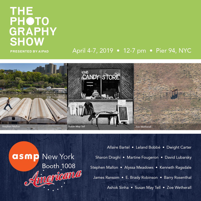 ASMP NY Debuts at AIPAD - ASMP New York