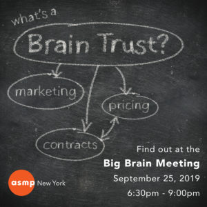 Big Brain save the date