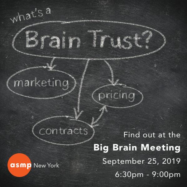 Big Brain save the date