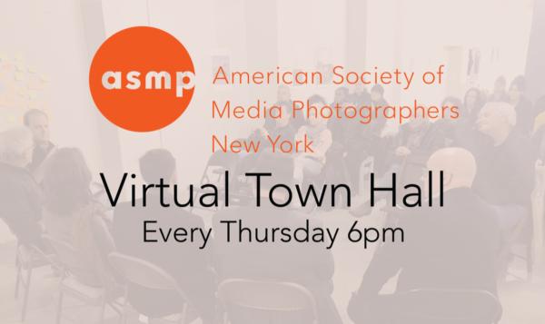 ASMP NY weekly virtual town hall
