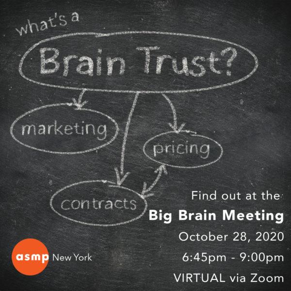 big brain meeting
