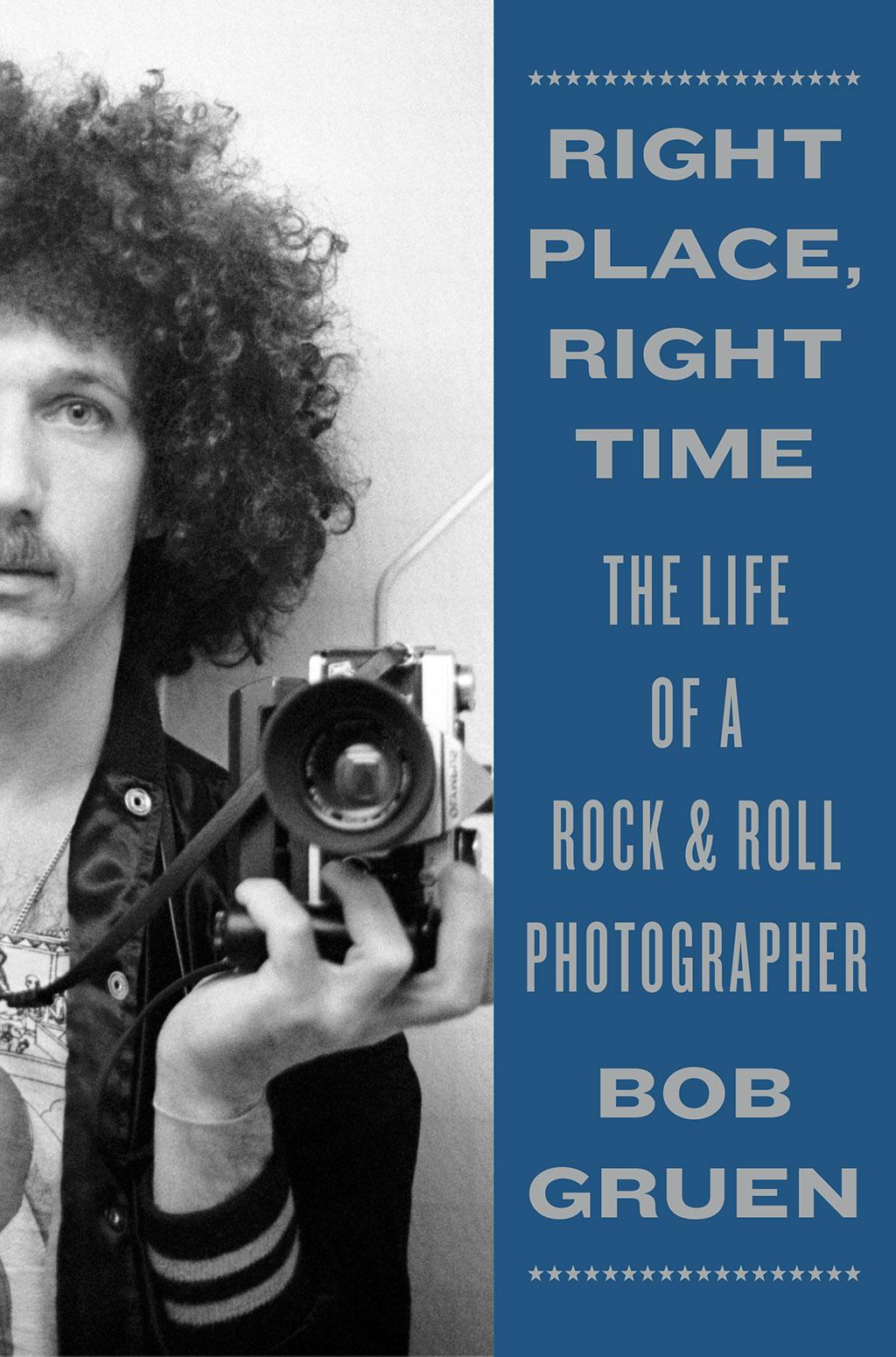 Bob Gruen Book Cover