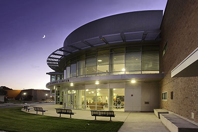 Hartnell College Learning Center/Library, Salinas, CA tBP Architecture, Concord, CA