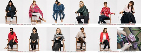 Nordstrom hired these 11 shooters with a strong brand on Instagram.