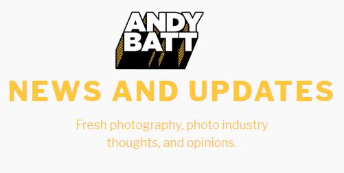 Andy Batt Website Graphic