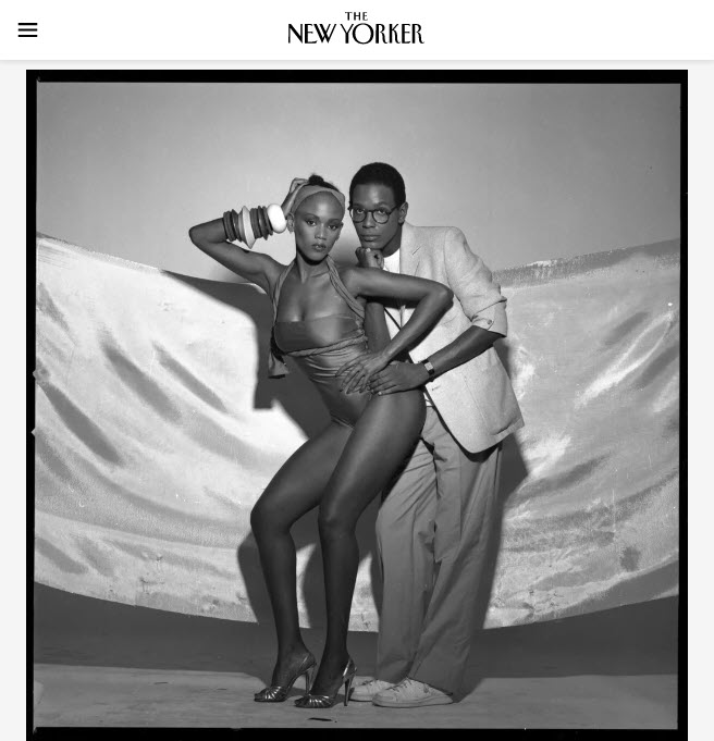 Screenshot of article posted on The New Yorker