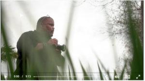 Screenshot of video posted at SFMOMA