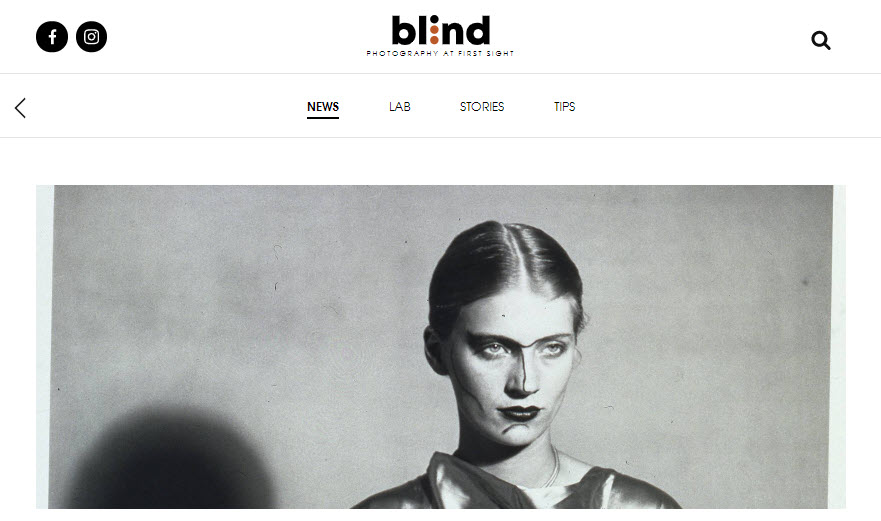 Screenshot of article posted on blind