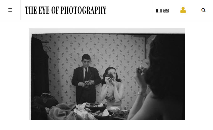 Screenshot of article posted on They Eye of Photography