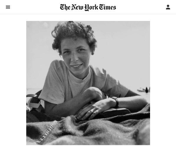 Naomi Rosenblum, Historian of Photography, Dies at 96