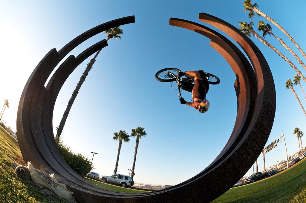 Danny MacAskill Photo Shoot - San Diego, California