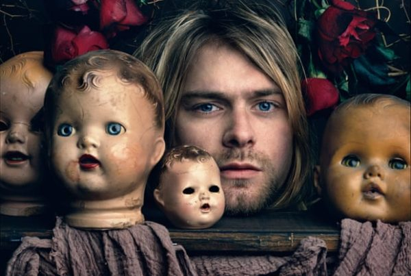 photo of Kurt Cobain taken by Mark Seliger