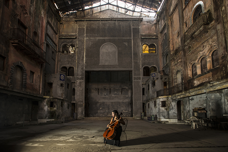 Eric Politzer Wins Music Category in the 2021 Creative Photo Awards Contest's Siena Awards