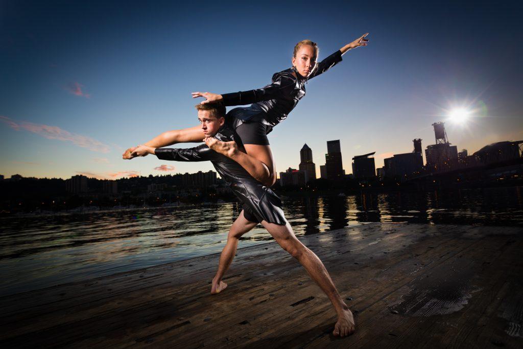 Editorial dance photographer portland oregon