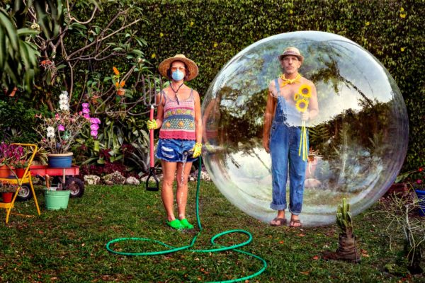 """First Place Series - """"Bubble Boy"""" by George Kamper"""