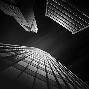 Glass Ladies II ~ Vertical Tension ~ Willis Tower