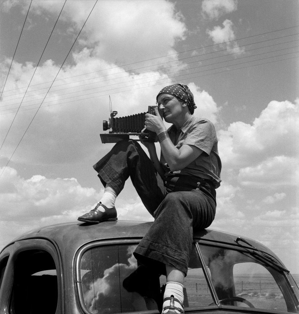 image © Dorothea Lange