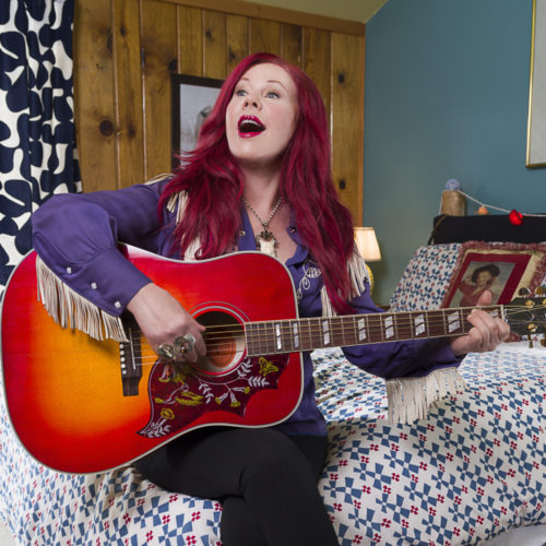 Kate Pierson of the B-52s