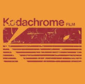 Screenshot of Kodachrome logo