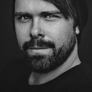 Headshot of Photographer Luke Copping
