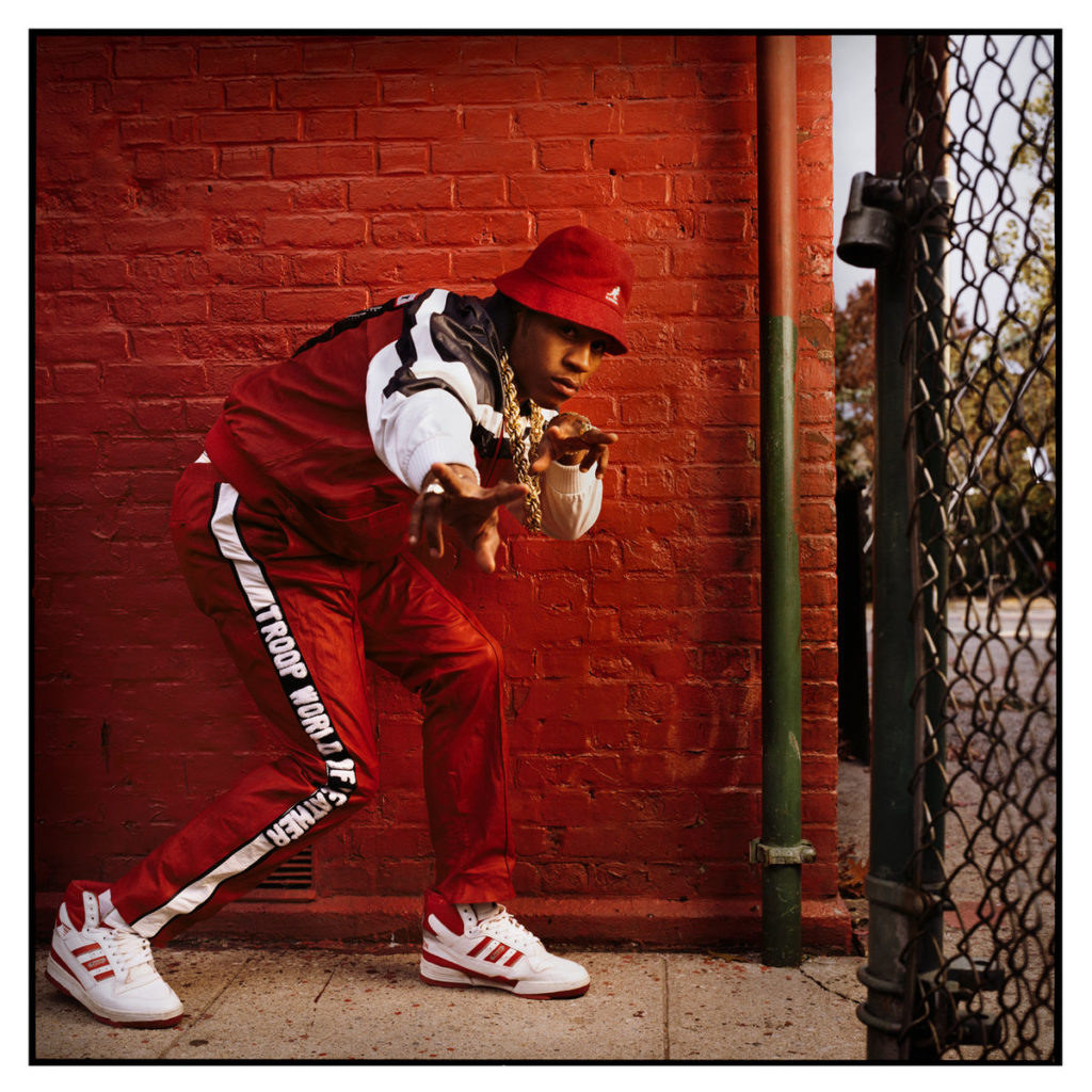 Photo of LL Cool J by Mark Seliger