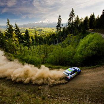 Travis Pastrana, #199, Mt. Hood, Rally Racing