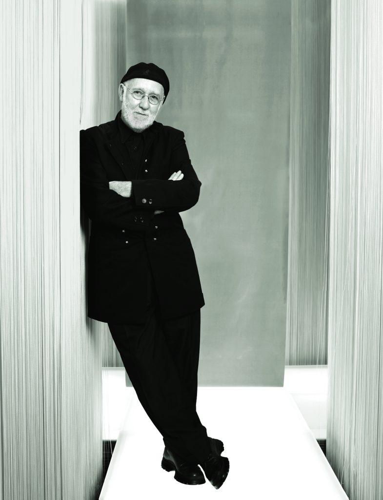 Portrait of Albert Watson by Gloria Rodríguez