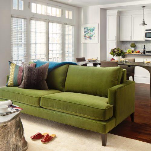 Architectural interior design photograph