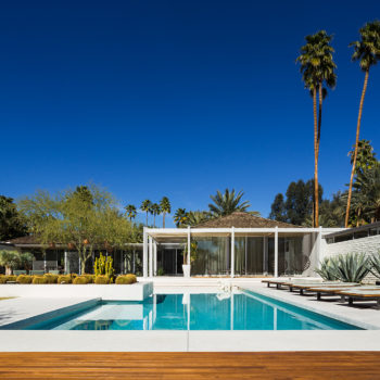 The Abernathy House in Palm Springs by Jake Holt, Austin Texas based architectural photographer