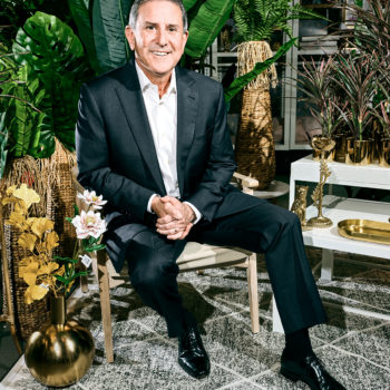 A portrait of Target CEO Brian Cornell