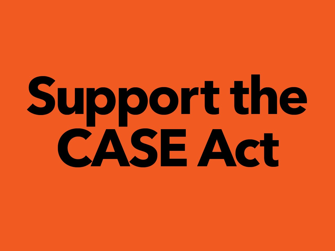 CASE Act-ion: Join the CASE Act Clicks Campaign!